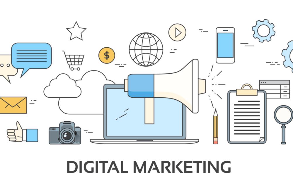 デジタルマーケティングの担当者